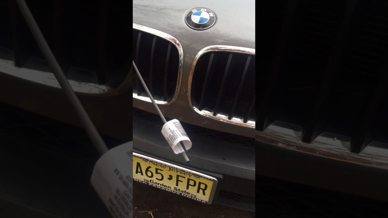 Bmw E70 X5 Hood Latch Stuck How To Open Manually Part I Youtube
