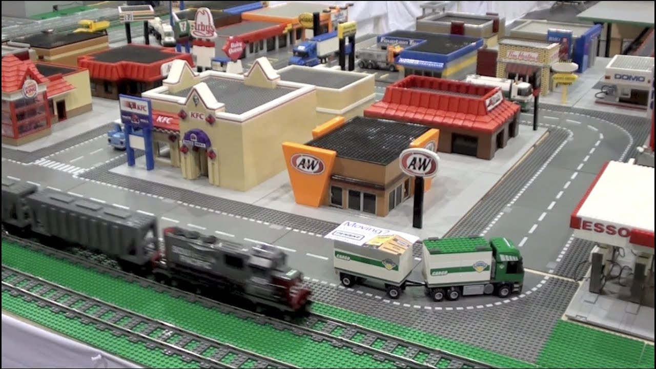 Lego Train Layout - Northern Alberta Lego Users Group - GETS 2015 ...