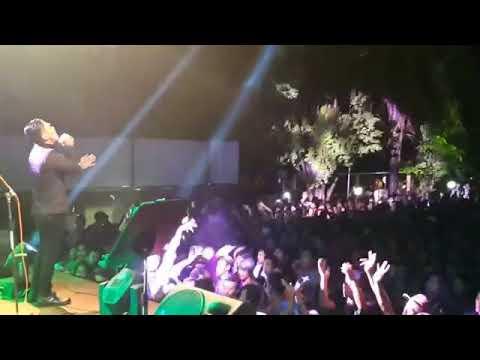 Pisah Tahun RRI Jakarta ELLino live aku dan dunia merindukannya