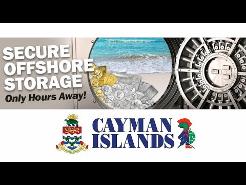 Offshore Gold Silver Bullion Storage: Cayman Islands