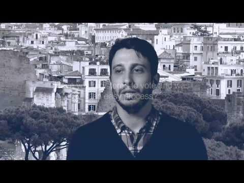 Andrea Rusco speaks to New Europeans (Italian version)