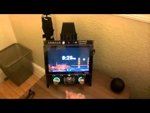 J.A.R.V.I.S. Home Automation