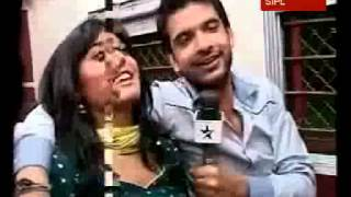 Arjun-Aarohi celebrates the last day of 'Kitni Mohabbat Hai'