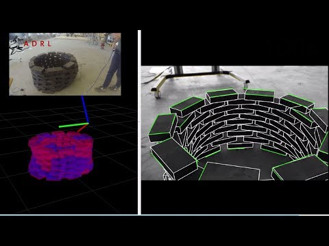Visual-Inertial Multi-Object Tracking for Additive Fabrication