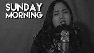 Sunday Morning - Maroon 5 (Leah Fejerang Cover) Acoustic Attack Guam