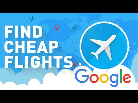 Google Flights| How to Find & Book Cheap Flights Air Tickets Airfare at Google Flight Search.COM Fly