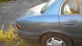 2000 buick LeSabre for sale runs good with rims and tires