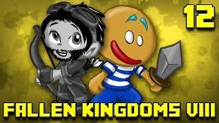 Miss mange du Gravier - Jour 12 - Minecraft Fallen Kingdoms 8
