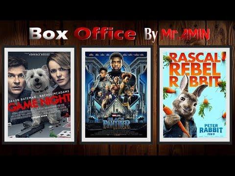 Box Office 23 25 Feb 2018 Hd افلام البوكس اوفيس فبراير 2018