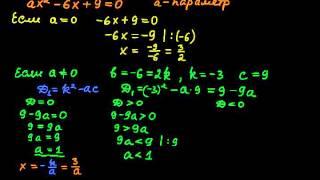 §104 Уравнение с параметром