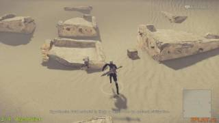 Nier : Automata | Heritage of Past quest - all item location