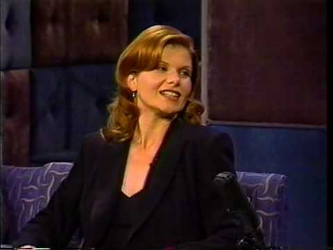 Lolita Davidovich on Conan 19970313