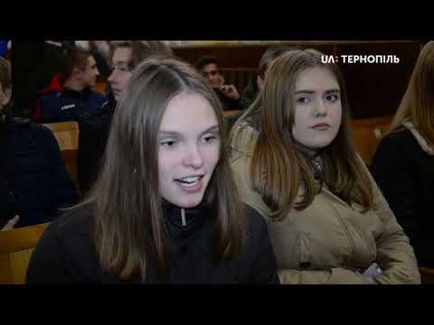 UA: Тернопіль: У Тернопільській артбригаді на екскурсії побували старшокласники