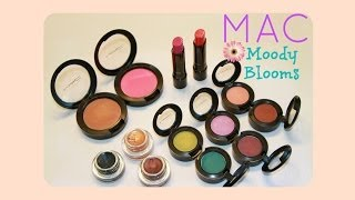 MAC Moody Blooms Collection | Haul, Swatches, Thoughts Thumbnail