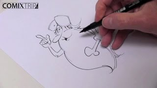 Once Upon A Time... Maestro - The drawing tutorial