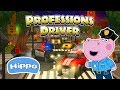 Hippo 🌼 Professions for kids 🌼 Driver 3D 🌼 All series 🌼 Cartoon game for kids