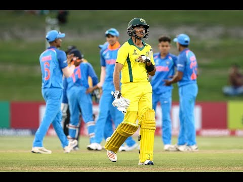 Under-19 Cricket World Cup 2018 final: Australia wary of India's pace battery