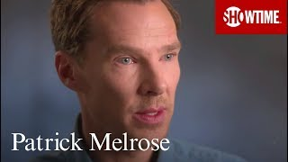 BTS: Benedict Cumberbatch on the Tea Scene | Patrick Melrose | SHOWTIME