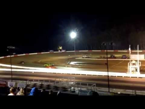 Coos bay speedway Main Street stock part 3 of 3 9-27-14