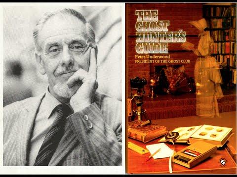 Peter Underwood LBC Radio Interview (1986)