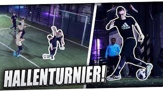 HALLENTURNIER!⚽ PMTV vs WAKEZ, FREEKICKERZ, PROOWNEZ & mehr!🔥 Hallenfussball PMTV