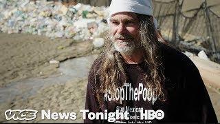 Border Poop & Trinidad's Venezuelan Refugees: VICE News Tonight Full Episode (HBO)