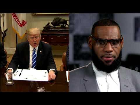 Trump insults LeBron James, Don Lemon over CNN interview | ABC7