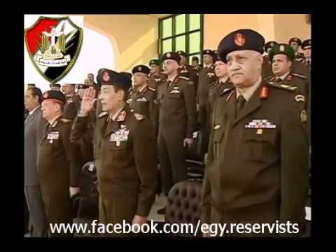 حرس الشرف - فخر كلية الضباط الاحتياط