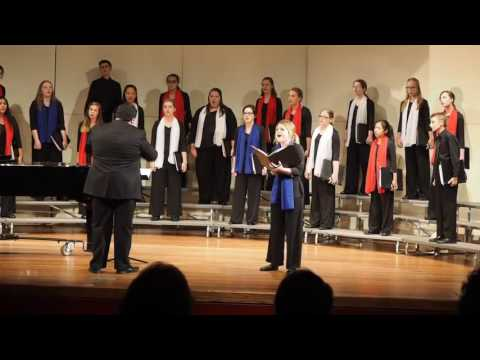 Voices of Eterna performs