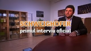"[INTERVIU] Holzindustrie Schweighofer: ""N-am tăiat ilegal, am greșit niște documente"""