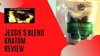 Jessie's Blend Kratom Review: Using Kratom for Fibromyalgia and Chronic Fatigue Syndrome