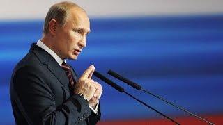 Путин о гражданской войне на Украине.
