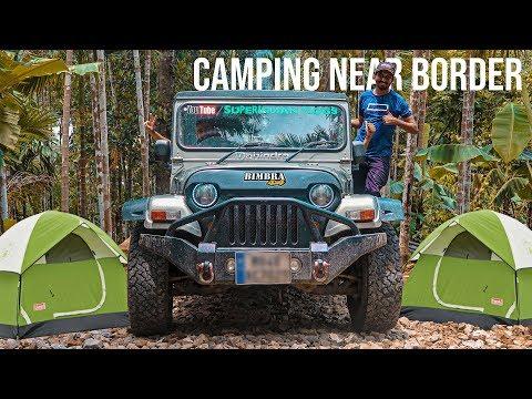 NEAR INDIA-BANGLADESH BORDER - Camping | What Happened ?