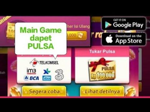 Game Penghasil Pulsa 2021 I Aplikasi game penghasil pulsa ...
