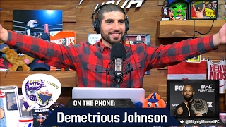 Demetrious Johnson Answers Ratings Critics: 'I'm Done Defending Myself'