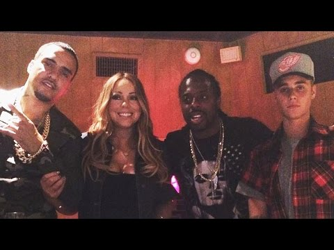 Justin Bieber's Leaked Collab with Mariah Carey & French Montana