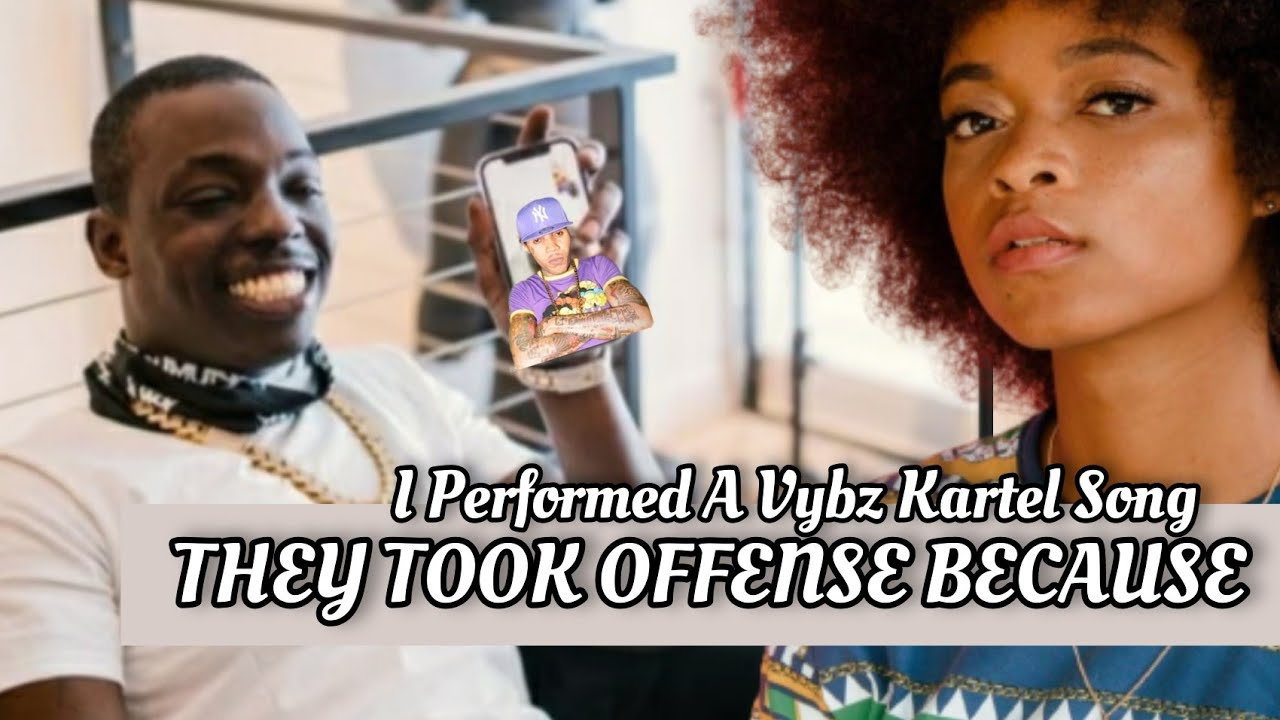 Download Vybz Kartel, Bobby Shmurda Remix, Lila Ike Expose What Happened To Her  For Singing A KARTEL Song