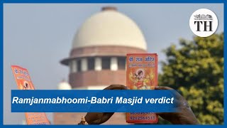 Ayodhya verdict: highlights