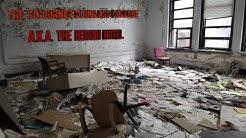 EXPLORING THE ABANDONED SOJOURNER DOUGLASS COLLEGE AKA THE HERION HOTEL