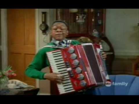 Family Matters Dueling Accordions Youtube