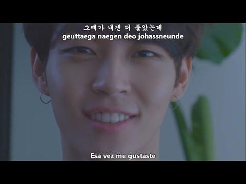 THE ROSE - LIKE WE USED TO (좋았는데) MV [Sub Español + Hangul + Rom] HD