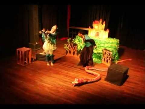La flauta m gica teatro para ni os de la m vil teatro - Cuadros decorativos infantiles para ninos ...