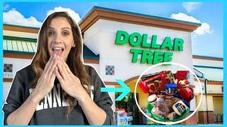 DOLLAR TREE HAUL   NEW PLANNER SUPPLIES + BAKERS GIFT BASKET!