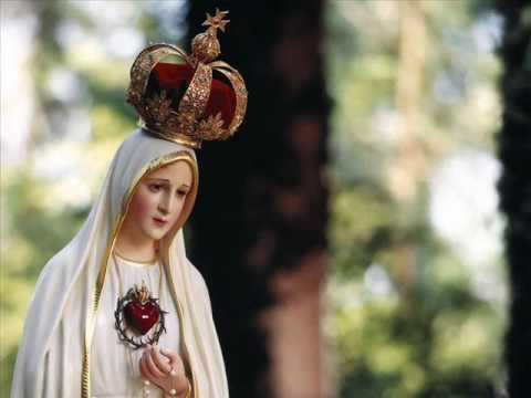 Oração à Nossa Senhora De Fátima Youtube