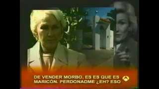 Encarna Sánchez: Van A Morir Como Ratas.