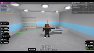 FIRST ROBLOX VIDEO (I can't play)