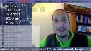 Punto 9 - Noticias Forex del 13 de Julio 2017