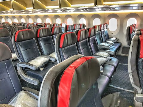 American Airlines | Boeing 787-8 | LHR-ORD | Main Cabin Extra