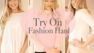 TRY ON Haul- Asos, Urban Outfitters, Zara, Miss Selfridge, Warehouse, Kurt Geiger   Freddy My Love