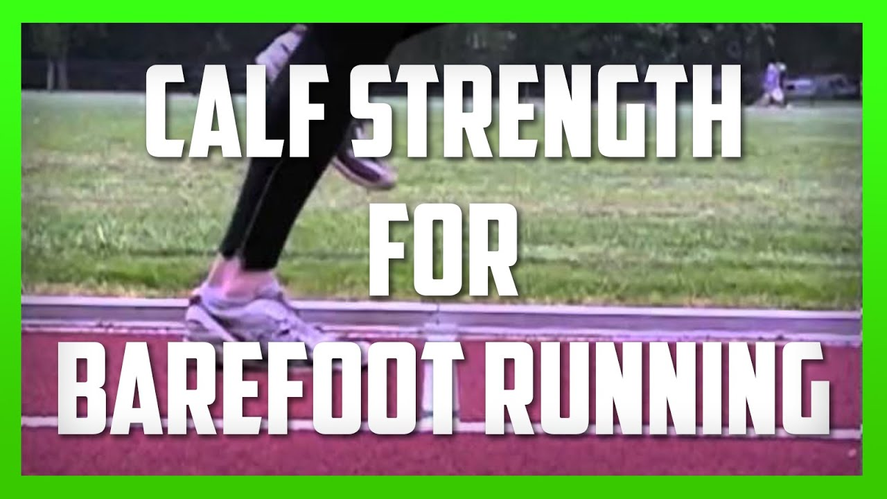Forefoot Running How to Avoid Calf
